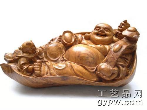 木雕工艺品图片欣赏