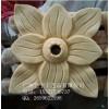 人造砂岩浮雕花件 壁画水景墙 喷水花朵壁画花件